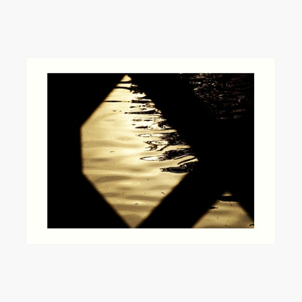 Reflecting Light Art Print