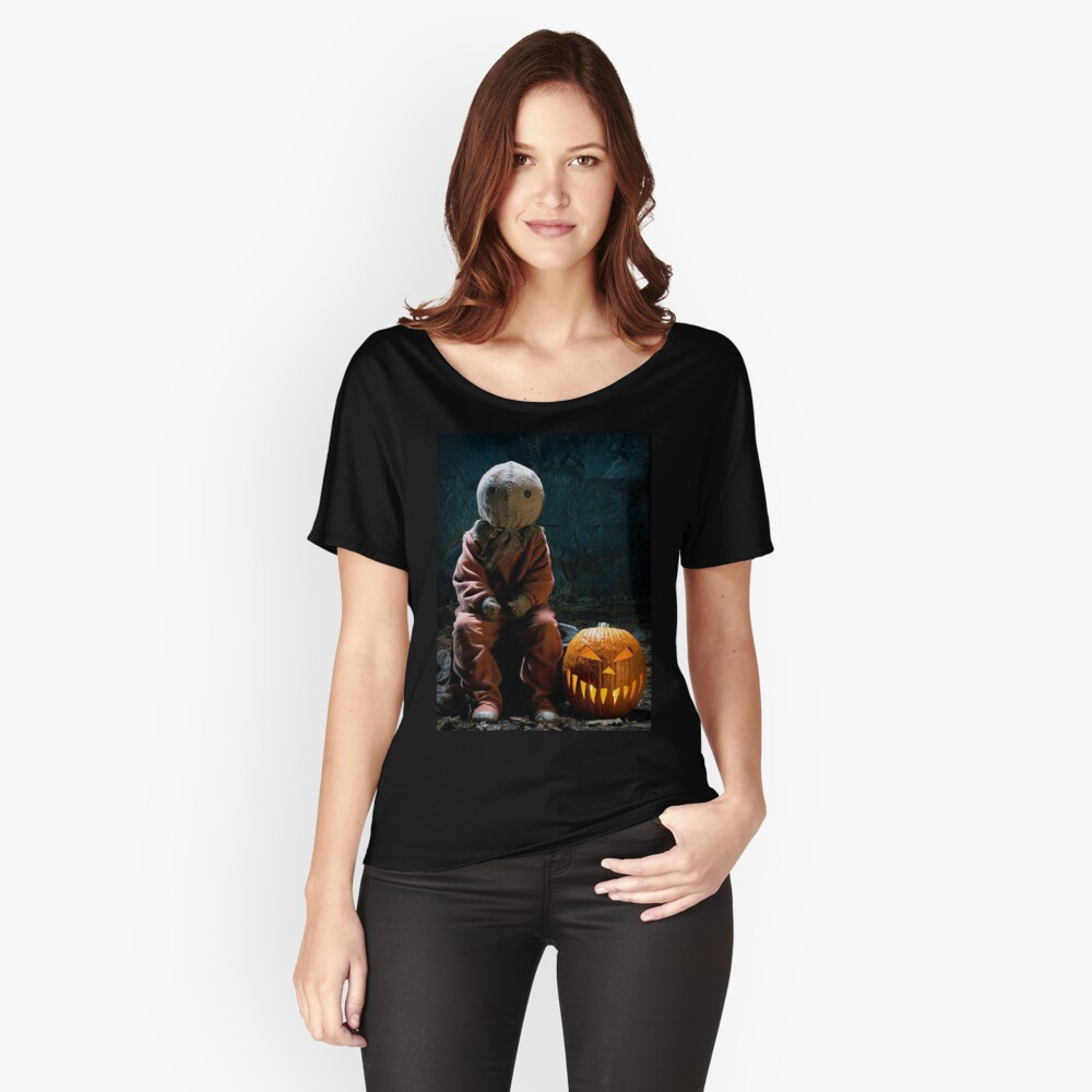 Sam Trick R Treat Relaxed Fit T-Shirt
