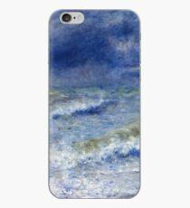 The Wave 1879 Pierre-Auguste Renoir iPhone Case