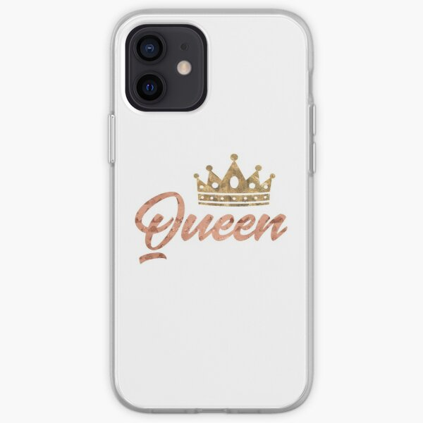 His and Hers - Queen iPhone Soft Case
