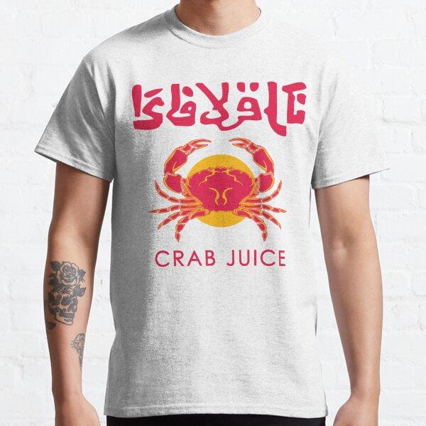 CrabJuice RedBull Classic T-Shirt