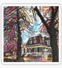 Lunenburg Estate 2 Sticker
