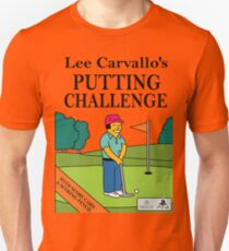 Lee Carvano's Putting Challenge  T-Shirt
