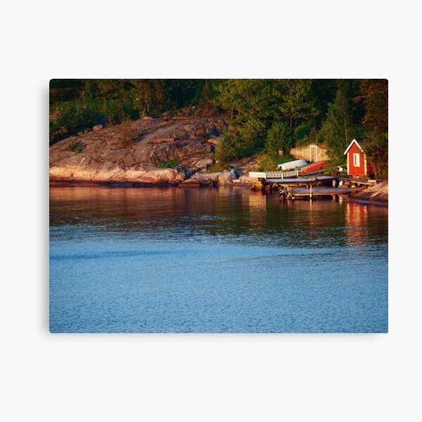 What Do You Go Home To Canvas Print