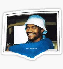 BROCKHAMPTON Saturation 2 Album Cover Sticker