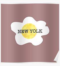 New Yolk Poster