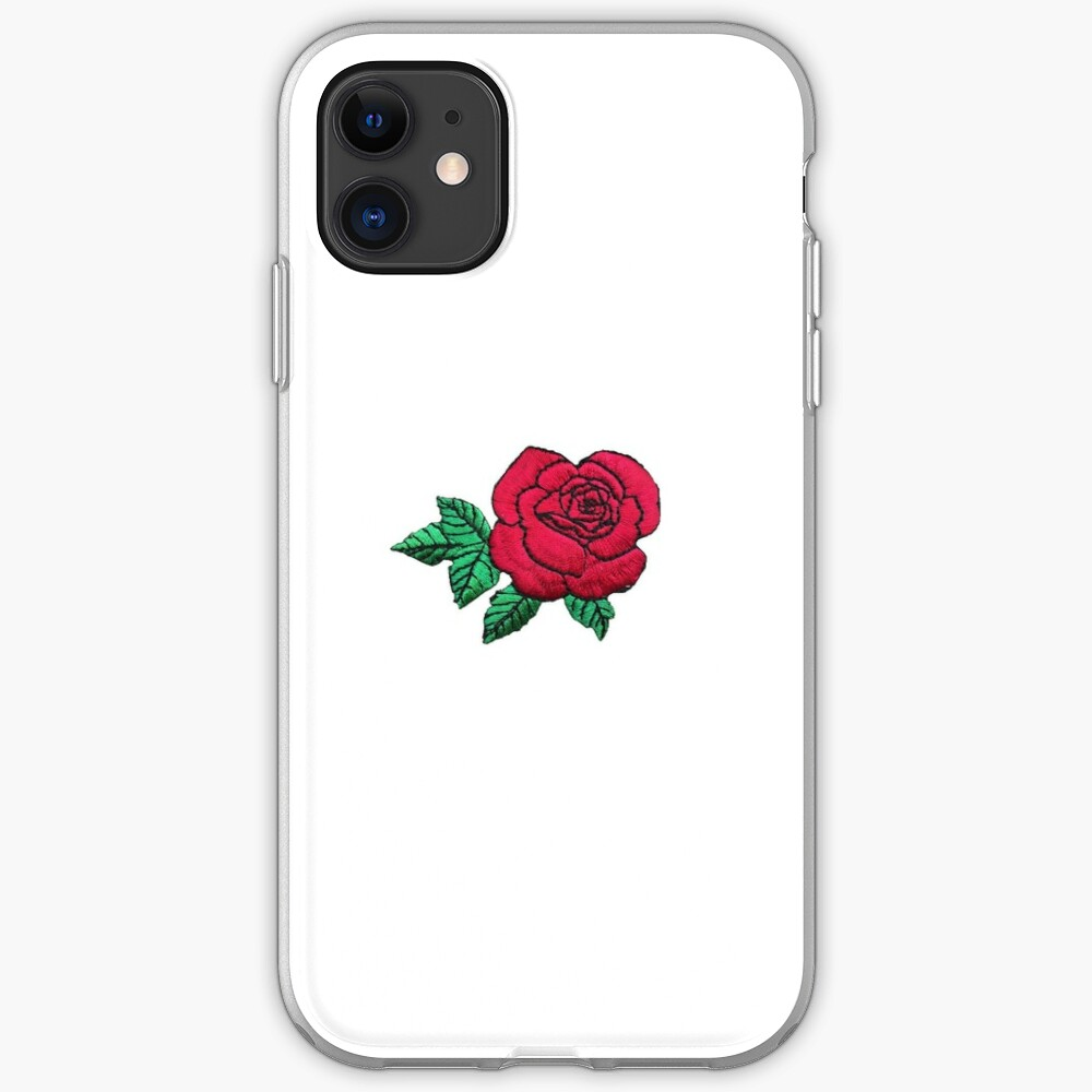 cover rose iphone