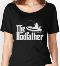 The Rodfather Parody  Women's Relaxed Fit T-Shirt