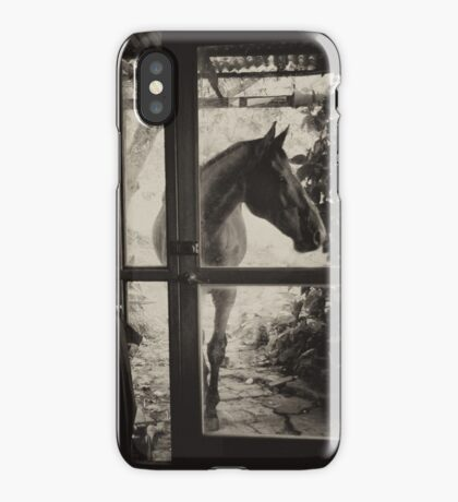 Visitor iPhone Case
