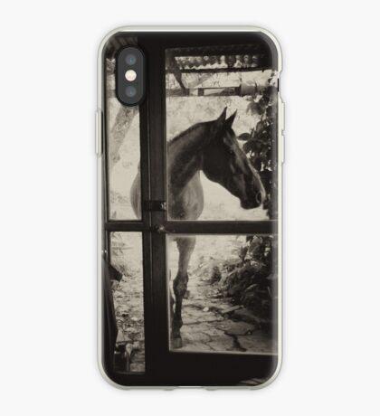 Visitor iPhone Case