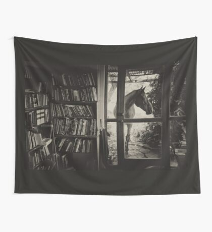 Visitor Wall Tapestry