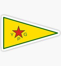 YPG Sticker Sticker