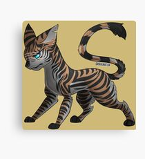 Longtail Canvas Print