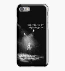 nightingale concert iPhone Case/Skin