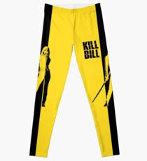 Kill Bill Leggings V1-B Leggings