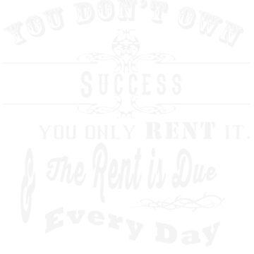 Success is Rented by Telamarine
