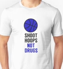 Fresh Prince of Bel-Air - Shoot Hoops Not Drugs T-Shirt