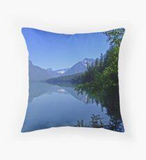 Lake McDonald - Glacier NP Throw Pillow