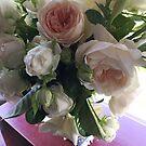 Roses and Gardenia by Barbara Wyeth