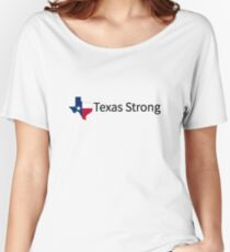 Texas Strong Women's Relaxed Fit T-Shirt
