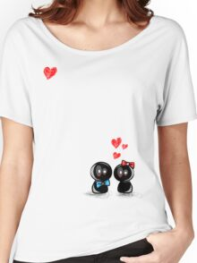 dolls in love Women's Relaxed Fit T-Shirt