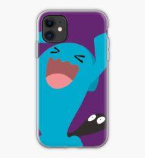Wobbuffet iphone case