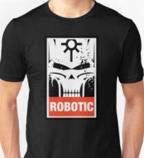Warhammer 40k Inspired Necrons - Necron Robotic T-Shirt