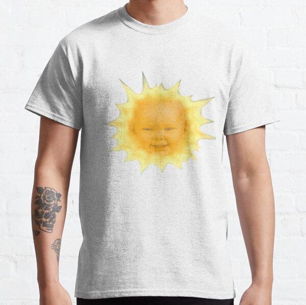 Teletubbies Sun T-shirt classique