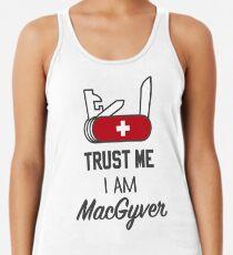 MacGyver Racerback Tank Top