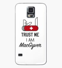 MacGyver Case/Skin for Samsung Galaxy