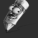 Pencil Lefrog by Tom Godfrey