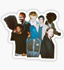 All American Trash Brockhampton Sticker