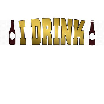 Humor Graphic That's What I Do Tee for Wine Beer Alcohol by suespak