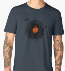 Enchanting Vinyl Records Vintage Men's Premium T-Shirt