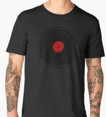 Spinning within with a vinyl record... Men's Premium T-Shirt