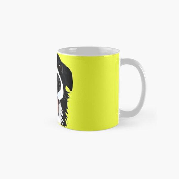 Smiley collie Classic Mug