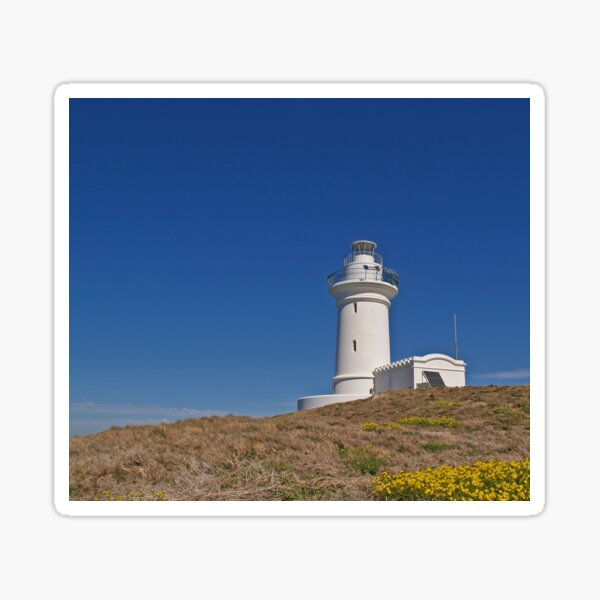 South Solitary Lighthouse 5 Sticker