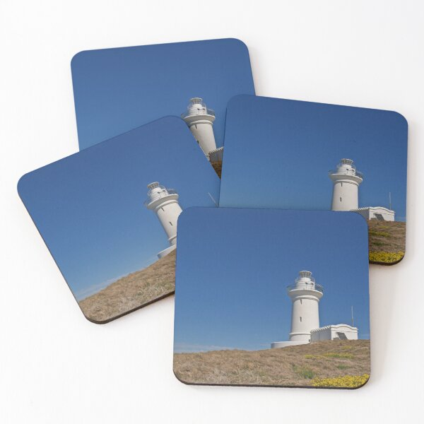 South Solitary Lighthouse 5 Coasters (Set of 4)