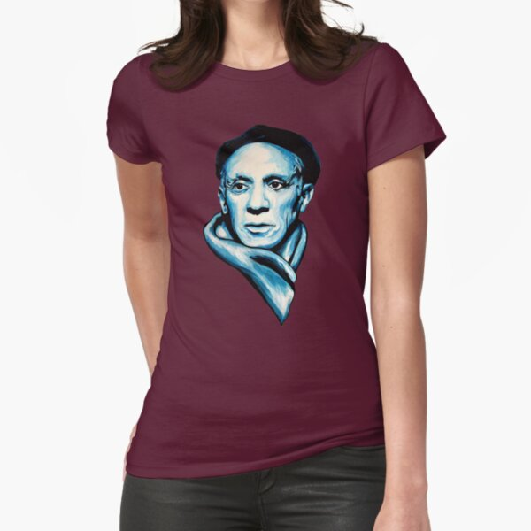 Picasso Fitted T-Shirt