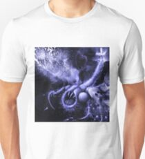 TIME AERIALS Squamafly Blue Unisex T-Shirt