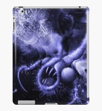 TIME AERIALS Squamafly Blue iPad Case/Skin
