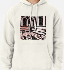 TIME AERIALS The Mind Library Pullover Hoodie