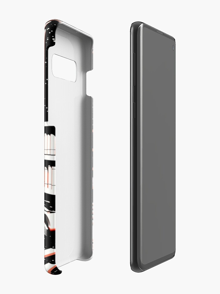 Alternate view of TIME AERIALS The Mind Library Cases & Skins for Samsung Galaxy