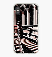TIME AERIALS The Mind Library iPhone Case
