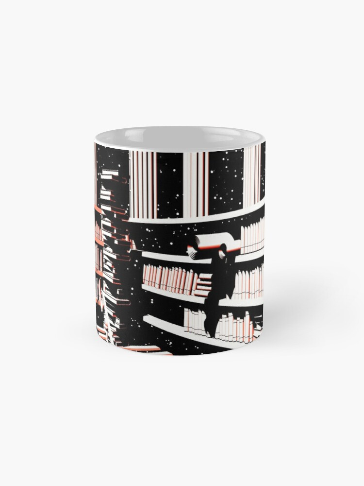 Alternate view of TIME AERIALS The Mind Library Mug