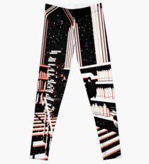 TIME AERIALS The Mind Library Leggings