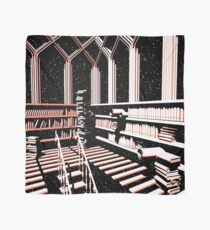 TIME AERIALS The Mind Library Scarf