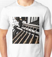 TIME AERIALS Industrial Revolutions T-Shirt