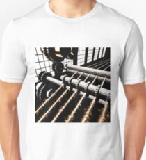 TIME AERIALS Industrial Revolutions Unisex T-Shirt