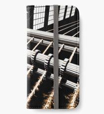 TIME AERIALS Industrial Revolutions iPhone Wallet/Case/Skin